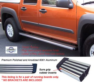 2002 2007 Dodge RAM 1500 Quad Cab Running Boards