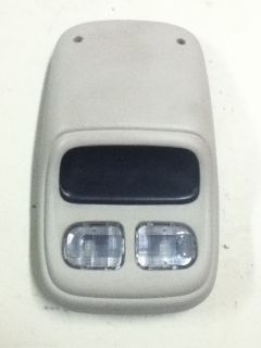Dodge RAM Pickup Overhead Console w Dome Lights 94 95 96 97 98 1500