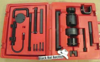 Rotunda Ford 5R55W Transmission Tool Kit Complete