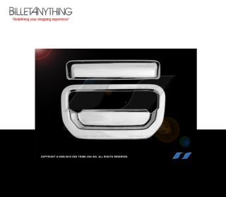 Honda Ridgeline 2005 2012 Chrome Tailgate Handle Cover