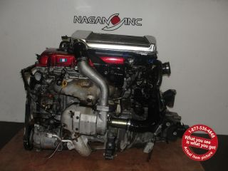 JDM SR20DET Nissan Pulsar Gtir Red Top Engine Swap sr20 G20 Sentra Turbo Motor