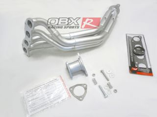 OBX Exhaust Header 2002 2003 2004 2005 Honda Civic SI Mild Steel
