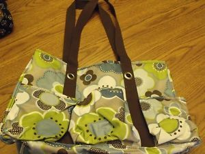 Travel Thirty One Utility Organizer Mini Tote Hand Bag Keep It Caddy 31 Gift ND