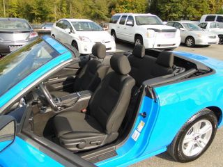 2013 Ford Mustang Convertible Clear Title Repairable Damage Rebuildabe