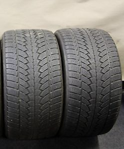 Nokian WR 295 30 19 Winter Snow Tires Porsche 997 Carrera s 4S