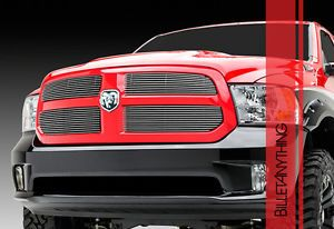 Dodge RAM 1500 2013 Chrome Upper Billet Grille Grille T Rex