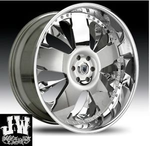 "22"" inch asanti AF114 Wheels BMW Mercedes Ford Chevy"