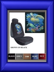 New Sea Turtle Ocean Car Truck SUV Van Seat Covers PP