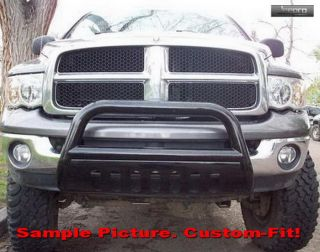 New Black Bull Bar Fits 02 05 RAM 1500 03 09 RAM 2500 3500
