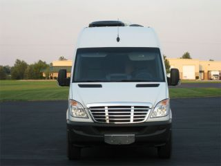 15 Passenger Limousine Mercedes Benz Sprinter Dodge Mercedes Seats Upgrade