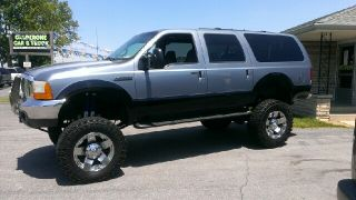Ford Excursion Lift Kit