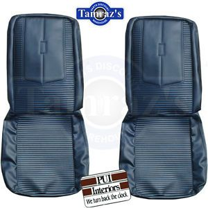 1967 Dodge Dart GT Front Seat Covers Upholstery Mopar