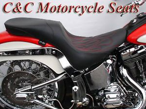 Softail Tour Seat Fatboy Custom Harley Seats C C Seats Deluxe Heritage CVO