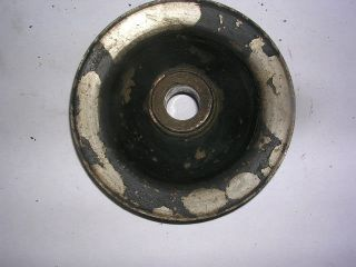 '67 '70 Ford Press on Power Steering Pulley Cast 6AA C7AZ 3A733 E