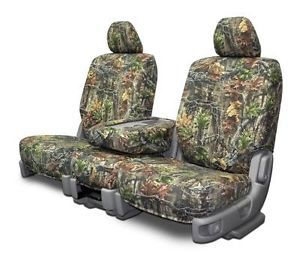 Superflauge Camo Seat Covers for Full Size Truck Straight Bench Seats