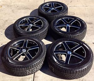 "19"" TSW Rivage Pirelli Winter Snow Tires and Wheels Rims Land Range Rover BMW X5"