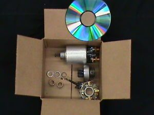 GM PG 260D Starter Rebuild Repair Kit