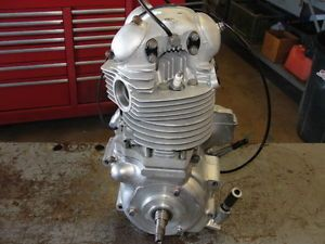 1972 Norton Commando 750 Complete Running Engine Dunstall 810