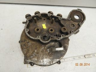 Vintage Engine Case Indian Scout 741 Sport 101 Motorcycle Engine Motor