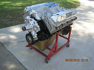 Ford Racing Crate 460 Engine Boss Fairlane Mustang Cobra Jet Heads