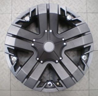 "Chevy 1500 Tahoe Nissan Titan Toyota Tundra 20"" Aftermarket Wheels Rims 4"