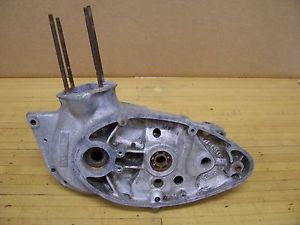 Vintage Harley Davidson Motorcycle Hummer Engine Case Parts 1948 48 1951 51