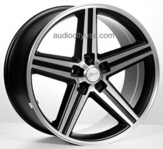 "20"" IROC5 BM Wheels Rims for Chevy Cadillac Ford RAM Toyota"