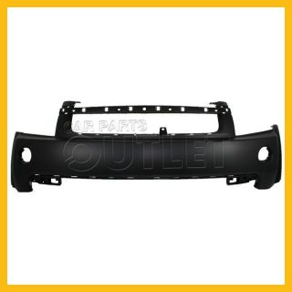 07 08 09 Chevy Equinox Front Bumper Cover Unpainted Primered LS Lt w O Sport Pkg