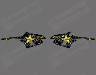 New Style R 3M Decals Stickers Graphics Kits Fits for Yamaha Warrior 350 ATV