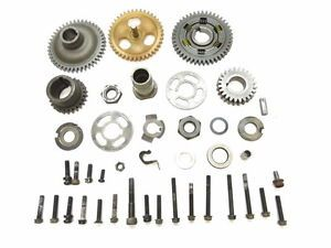 2001 Yamaha Warrior 350 Miscellaneous Gears Motor Parts