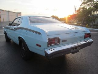 1974 Plymouth Duster Restored 360 Mopar Classic Hot Rod Muscle Dart Cuda Hemi