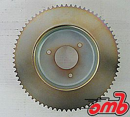 Bonanza Vintage Minibike Sprocket Go Power 35 72 Tooth