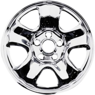 "1 PC Honda CRV 16"" Chrome Wheel Skins Rim Covers Hub Caps Wheels"