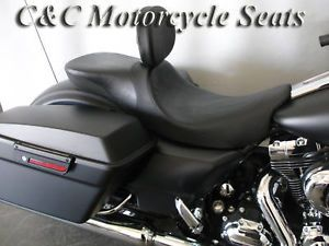 Custom Street Glide HD Road King Ultra Harley Seat C C Seats Ultra Electra