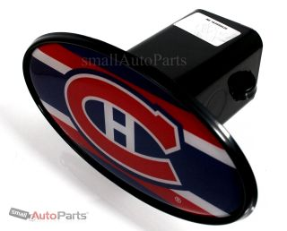 "Montreal Canadians NHL Tow Hitch Cover Car Truck SUV Trailer 2"" Receiver Plug"