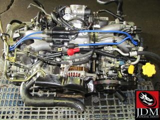 00 04 Subaru Legacy Forester Outback 2 0L EJ201 Engine SOHC Replacement EJ251