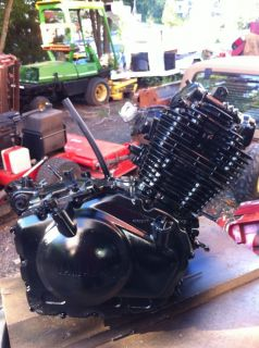 87 04 Yamaha Warrior Raptor 350 Motor Engine