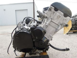 04 05 2004 2005 Suzuki GSXR750 GSXR 750 Engine Motor Video 1482