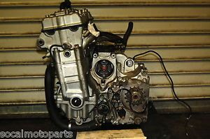 98 96 03 Kawasaki Ninja zx7r ZX 750P ZX7 ZX750 Engine Motor Runs Great Cases