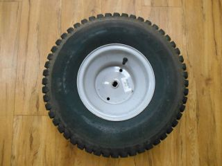 Huskee Supreme 13AL608G731 Lawn Tractor Rear Rim and Tire Part 634 0104