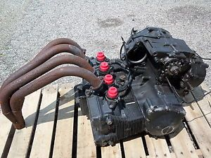 86 Suzuki GSXR 750 Used Parts Motor Engine