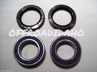 Rear Wheel Bearings Yamaha ATV YFM350 Warrior 350 87 88 89 90 91 92 93 94 95 96
