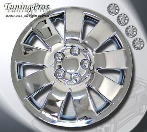 "16"" inch Hubcap Chrome Wheel Rim Covers 4pcs Style Code 721 16 inches Hub Caps"