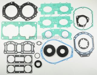 Yamaha 760 Complete Engine Rebuild Gasket Seal Kit Wave Blaster 2 1996 1997