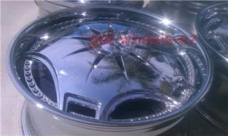 "22"" Dub Ganjas Spinner Floaters Chrome Wheels Used Great Condition"