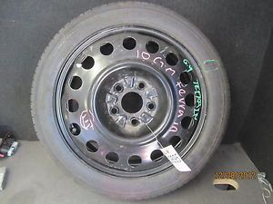2010 2012 GMC Terrain Chevy Equinox Emergency Donut Spare Tire 10 11 12