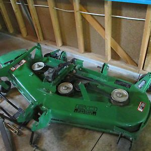 "John Deere Compact Tractor 60"" Mower Deck from A Model 4110 4115 Tractor"