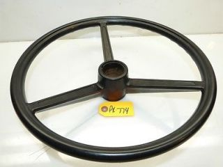 Economy Power King 1618 Tractor Steering Wheel