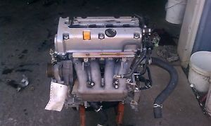 02 03 04 05 Honda Civic Engine Long Block 2 0L 4 Cyl DOHC SI K20A3 USDM