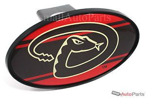 "Arizona Diamondbacks MLB Tow Hitch Cover Car Truck SUV Trailer 2"" Receiver Plug"